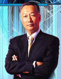 郭台铭-台湾著名企业家