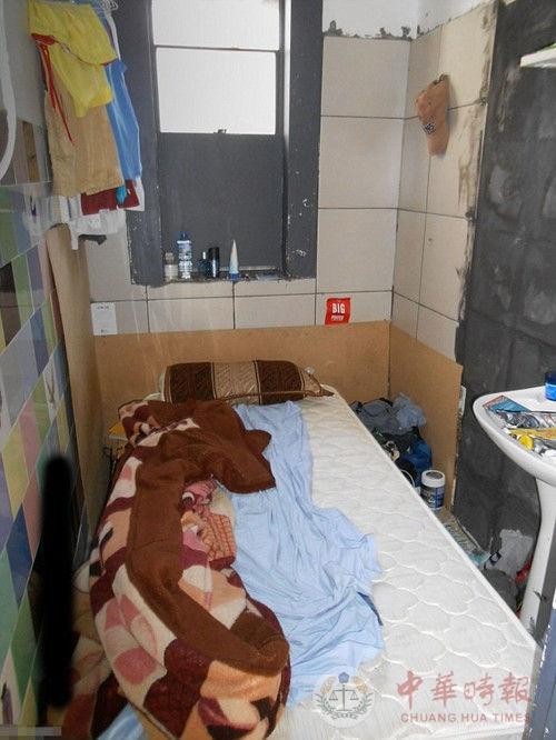 曝悉尼留学生背包客居住条件:58人挤进3居室