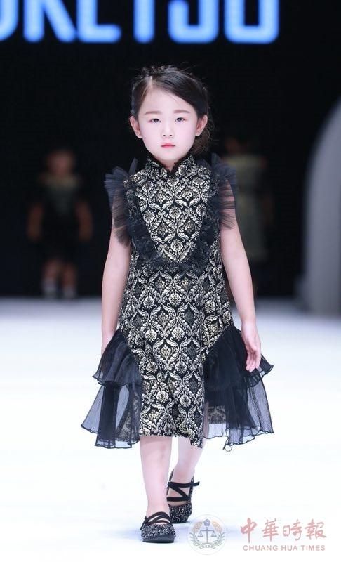 第二届厦门国际少儿时尚周 DKLTJU时尚发布会