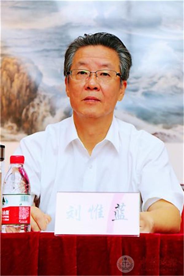 劉惟藍開講 讓對外文化貿易成為'一帶一路'上的新名片