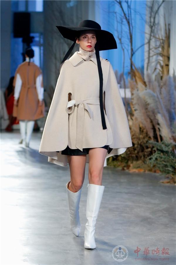 LeeMonsan冬季时装发布 厦门网红地标化身国际时尚秀场
