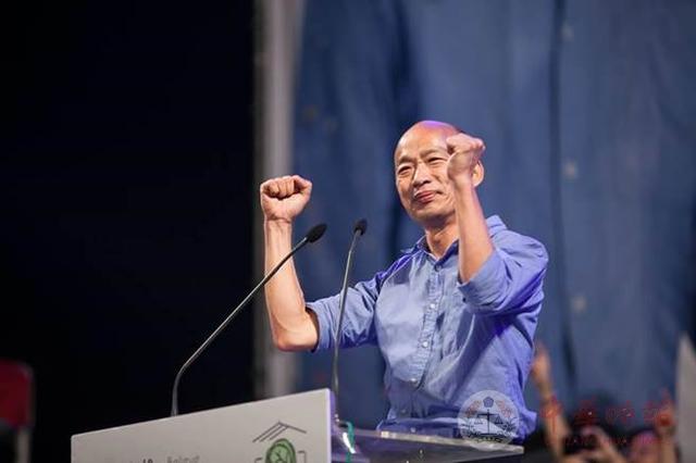 """高雄市长韩国瑜如何对抗整个民进党?绿媒老董献策:""""以"""