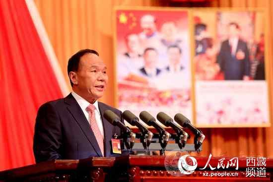 齐扎拉:西藏今年基本消除绝对贫困
