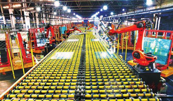 双辽市力争建成东北地区最大的玻璃生产基地