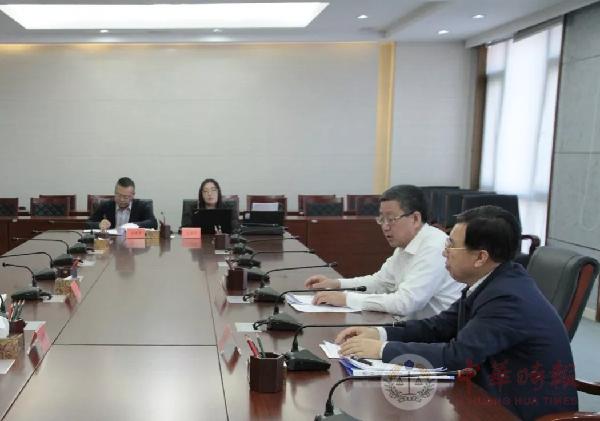 锡林郭勒盟委书记就文物和环境保护问题约谈旗党政负责人