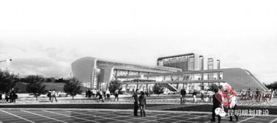 昆明拟建第六个长途汽车客运站 预计2021年投入运营