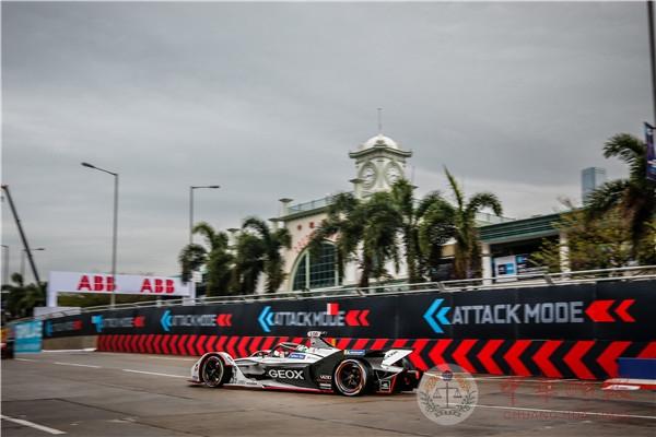 ABB国际汽联电动方程式锦标赛登陆香港