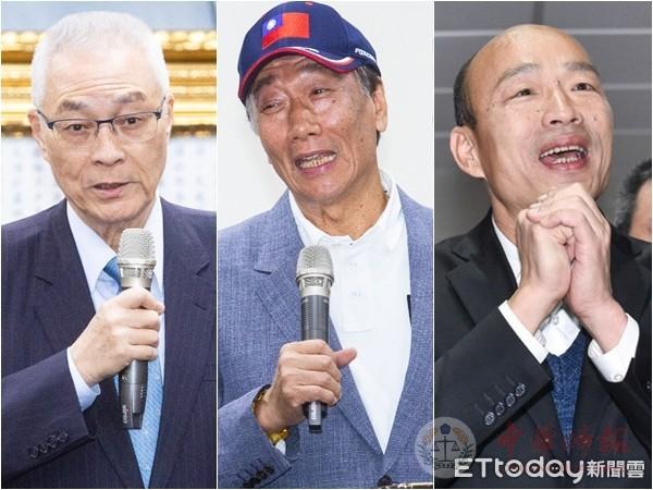 郭台铭参选2020为国民党解套 获得提名已是定数?