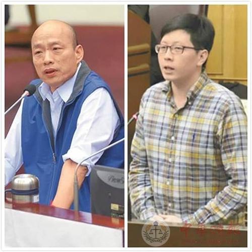 绿党财务危机也怪韩国瑜? 王浩宇被轰