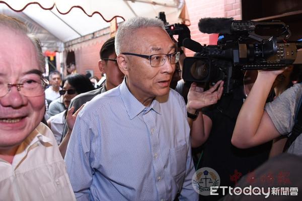 韩国瑜称无法参加现行制度党内初选,吴敦义:还是会征召