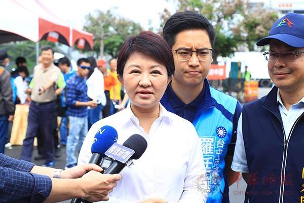 台湾不会缺电? 卢秀燕怒轰:台湾中部人的肺在发电