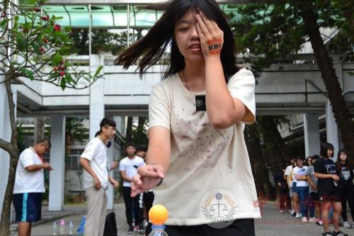 """台湾444位学子组成""""腹愁者联盟"""" 体验饥饿12小时"""