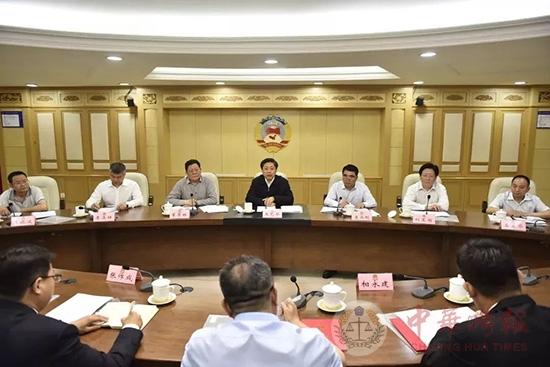 山东省政协增聘7名律师担任法律顾问