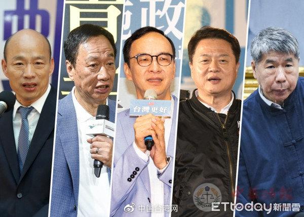 """蓝营""""韩流、台风""""角力战 朱立伦:有抗韩联盟也要有防"""