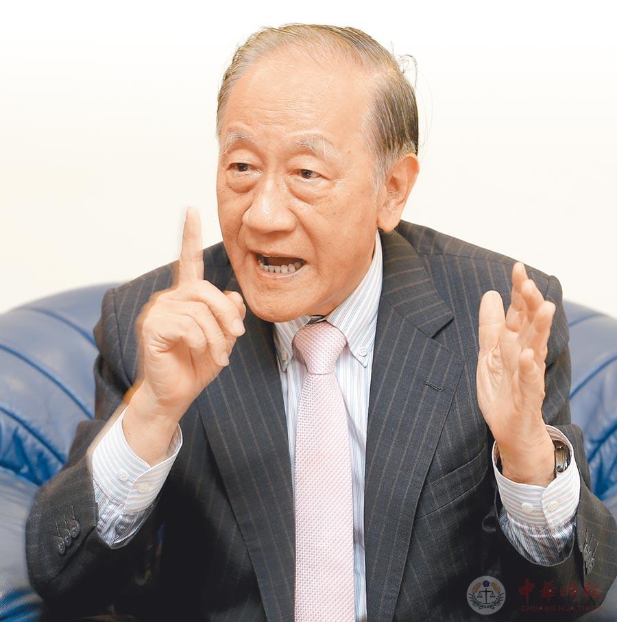 郁慕明吁台湾人民 别再被如诈骗集团的政客骗