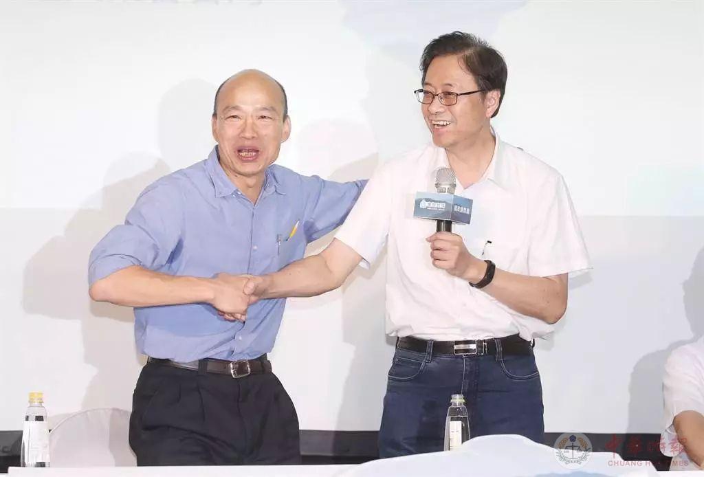 韩国瑜政策顾问团阵容曝光 张善政领军(完整名单)