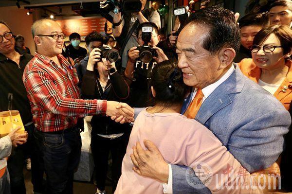 2024年再战?宋楚瑜未表示不再参选台湾地区领导人