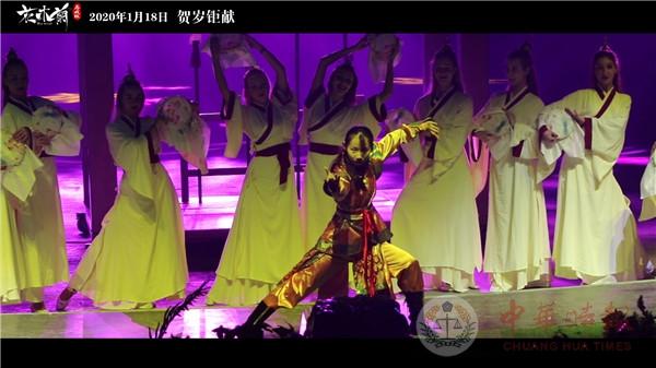 中国首部原创大型贺岁马戏《花木兰》即将在厦首演