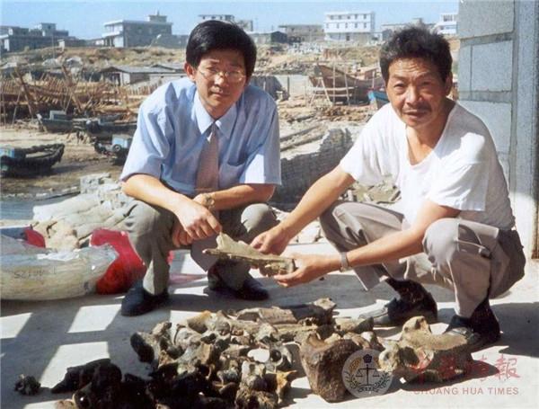 """""""海峡人""""化石,填补台湾海峡古人类考古的空白"""